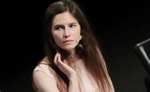 L'Américaine Amanda Knox accuse le film « Stillwater » d'exploiter son histoire.