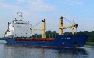 Une photo non datée du cargo Arctic sea.