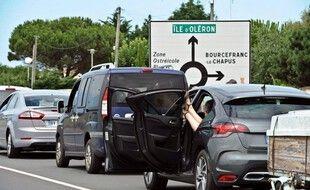 Il y a du monde sur les routes en ce 7e week-end des vacances d'été.