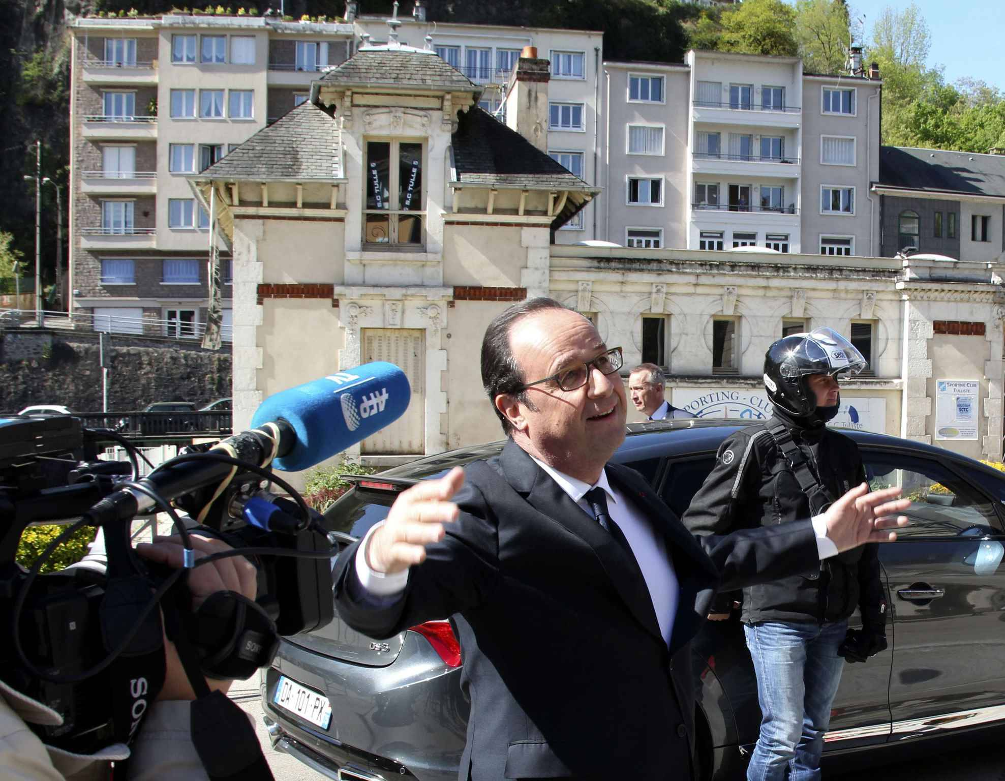 François Hollande a voté pour son successeur à Tulle