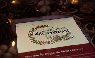 Le site Le marché des Alsaciennes