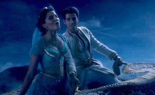 Extrait de la bande annonce du film «Aladdin» avec la chanson culte «Ce rêve bleu»
