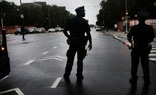Des policiers aux Etats-Unis (illustration)