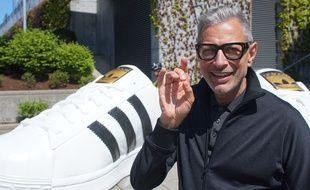 Jeff Goldblum dans la série documentaire « Le Monde selon Jeff Goldblum ».