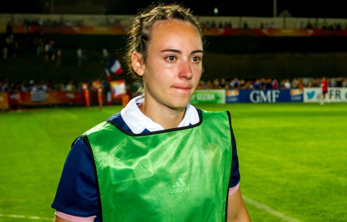 Yanna Rivoalen, pendant la Coupe du monde en 2014. – Eric Morelle