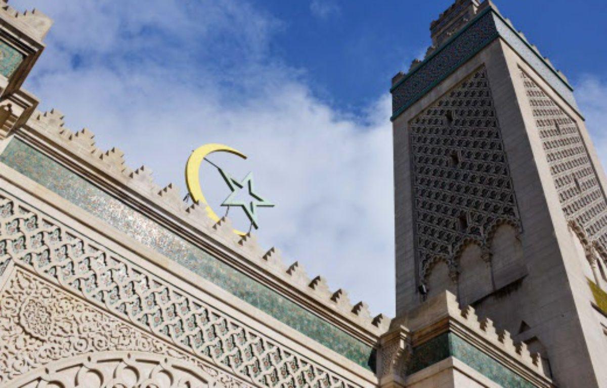 La Grande mosquée de Paris – ALLILI MOURAD/SIPA