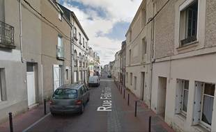 Les agressions ont eu lieu rue Félix-Faure à Rezé dimanche.