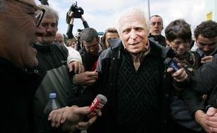 L'ancien maire de Vence avait finalement été blanchi (Archives)
