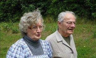 Madeleine et Roger ont testé pendant une semaine le co-logis Alzheimer dans le Gers et ont été convaincus par cette colocation solidaire.