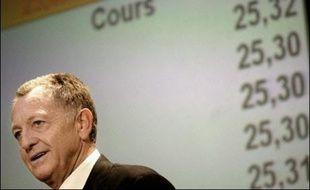 Unique candidat à la succession de David Dein à la tête du G14, le président de l'Olympique lyonnais, Jean-Michel Aulas devrait être nommé mercredi président du groupement rassemblant les 18 clubs les plus puissants d'Europe, et impulser une nouvelle politique expansionniste et plus agressive.