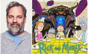 Dan Harmon est le (co)créateur de «Rick & Morty», série animée, adulte et culte