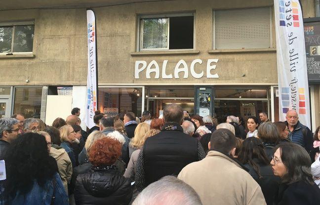 Les séances étaient combles, mardi soir, à Sète, pour l'avant-première de la saison 7 de Candice Renoir.