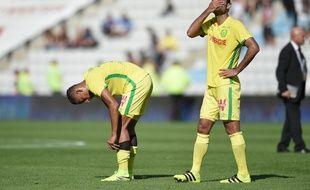 Le FCN a vécu un match cauchemardesque contre Metz.