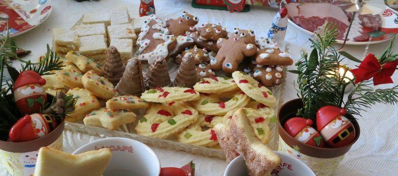 Les repas de Noël ne se passent pas toujours de la meilleure des façons. (illustration)