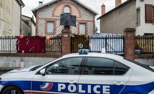 La maison de famille de Roland, 88 ans, à Toulouse, désormais occupée par des squatteurs.
