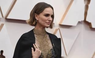 Natalie Portman à la cérémonie des Oscars.