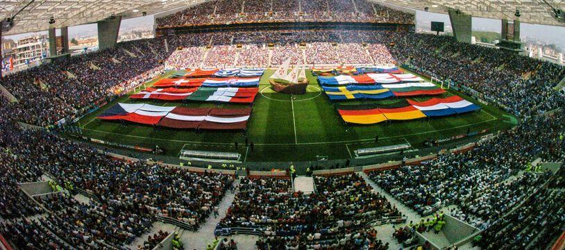 Le 29 mai, le stade du Dragon de Porto ne sera pas aussi rempli que lors de la cérémonie d'ouverture de l'Euro 2004.