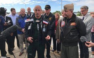 Une fusillade sur la base militaire américaine de Pensacola, en Floride, a fait quatre morts, le 6 décembre 2019.