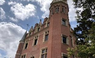 Le château des Verrières, dans le quartier des Chalets à Toulouse, a été rénové.