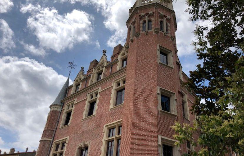Toulouse: Après avoir été squatté et détérioré, le château des Verrières retrouve sa splendeur