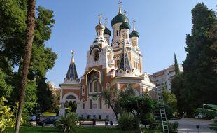La cathédrale Saint-Nicolas de Nice fait partie des quatorze sites en lice dans l'émission.