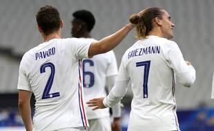 Antoine Griezmann et les Bleus à la conquête du doublé Coupe du  monde-Euro.