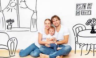 À l'heure actuelle, les primo-accédants sont en général des couples âgés de 32 ans et ayant un enfant.