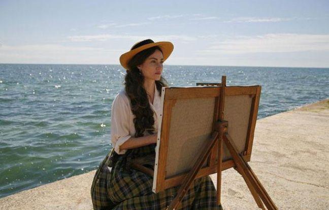 "Marine Delterme dans ""Berthe Morisot"", de Caroline Champetier."