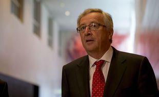 Jean-Claude Juncker, candidat PPE à la présidence de la Commission européenne