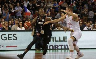 Amath M'Baye a vécu sa première sélection avec la France fin 2018.
