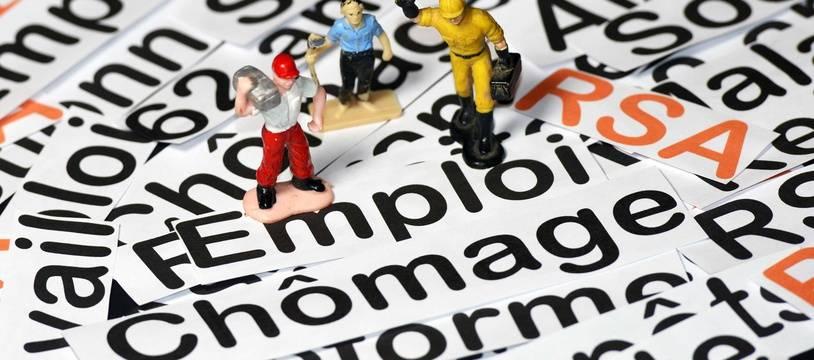 Illustration assurance-chômage.