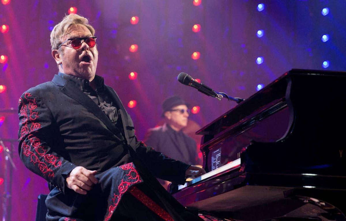 Elton John – WENN