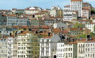 Le centre-ville lyonnais a connu une explosion du prix du m2 en 2011.