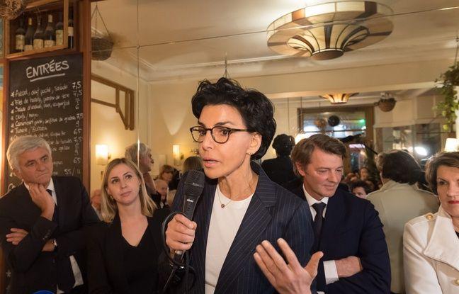 Municipales 2020 à Paris: Rachida Dati repasse devant Hidalgo, Buzyn troisième selon un sondage