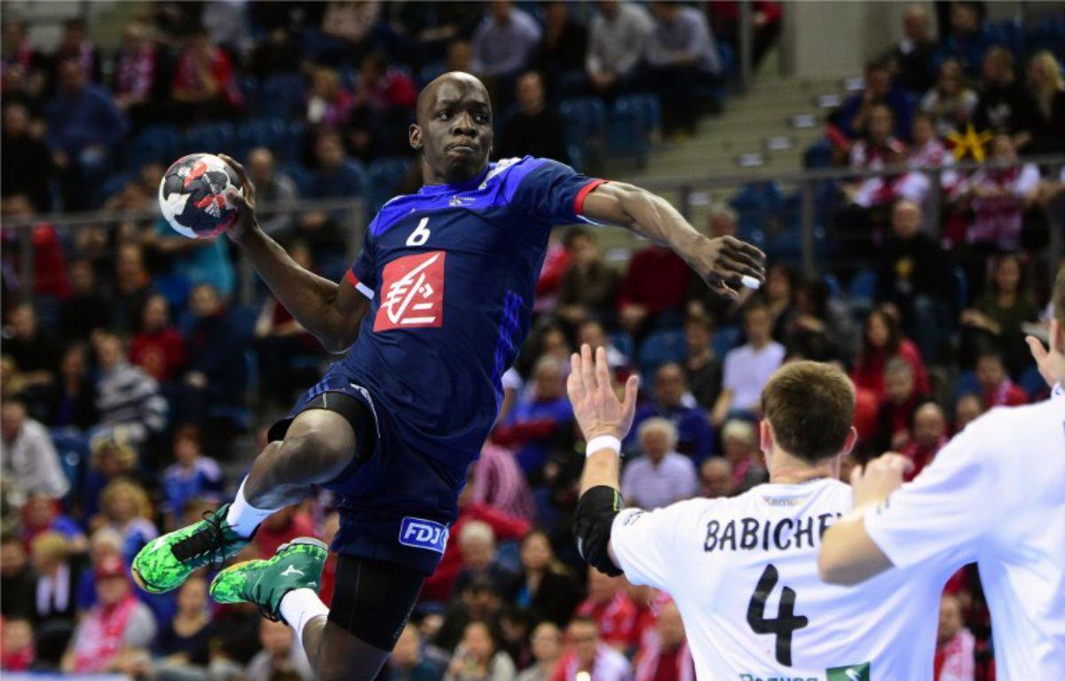 Le Nantais Olivier Nyokas va participer à son premier championnat du monde. – ATTILA KISBENEDEK / AFP