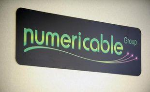 Le logo du câblo-opérateur Numericable