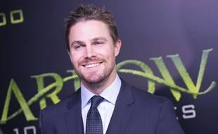 Stephen Amell, acteur principal de la série «Arrow».