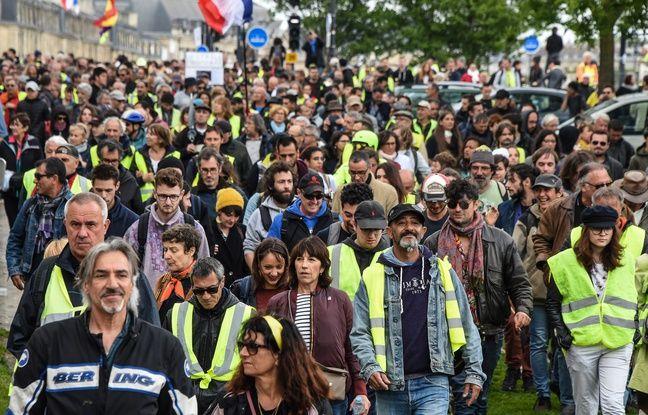 Bordeaux: Des «gilets jaunes» veulent «maintenir le combat» et défileront avec les anti-Monsanto ce samedi