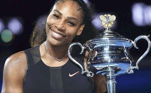 Serena Williams a remporté l'Open d'Australie en 2017 (et en 2015, 2010, 2009...)