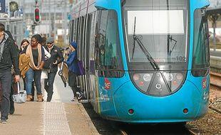 Une liaison tram-train est annoncée.