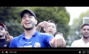 VIDEO. Football: «Stras' c'est la Champions League», le rap qui fête la montée du Racing club de Strasbourg en Ligue 1.