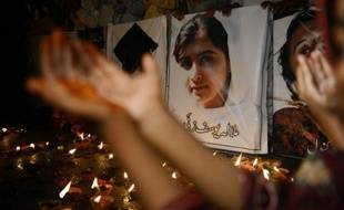 Une prière a été organisée samedi dans toutes les écoles afghanes pour la jeune icône de la paix Malala Yusufzai, dans un état critique après avoir été victime d'un attentat des talibans pakistanais dont elle est une farouche critique, a indiqué Kaboul.