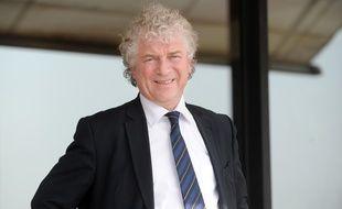 Le maire PS de Brest François Cuillandre, ici en 2014.