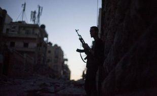 Une vingtaine de soldats ont été exécutés sommairement par des rebelles à Alep, une nouvelle exaction dans le conflit en Syrie où les violences redoublent d'intensité.