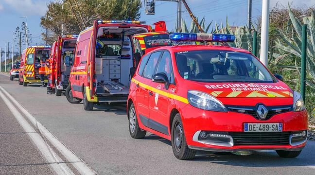 Alpes-Maritimes : Extrait de son véhicule en feu par des riverains, un homme succombe à ses blessures