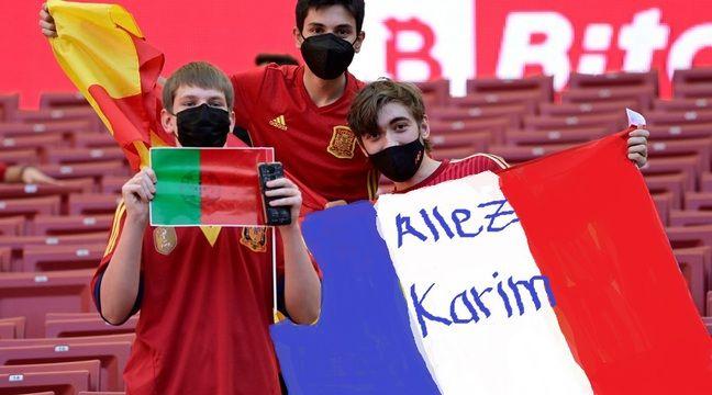 Espagne - Pologne : C'est quoi cette histoire de fans du Real qui supportent le Portugal de CR7 et la France de KB9 ?