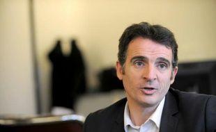 Le maire de Grenoble Eric Piolle le 25 novembre 2014