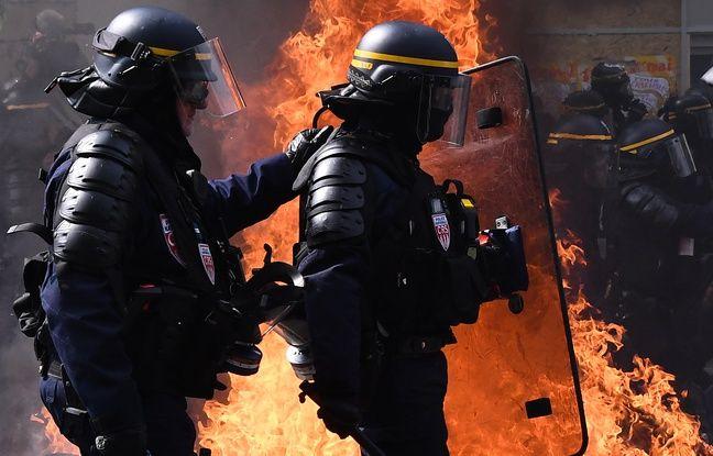 «La haine dans les yeux»: «Il faut donner aux policiers les moyens de se rapprocher de la population», estime un commissaire