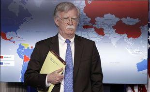 John Bolton, le conseiller à la sécurité de Donald Trump, a été limogé après seulement un an et demi.