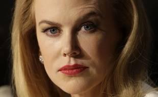 Nicole Kidman, lors de la conférence de presse de